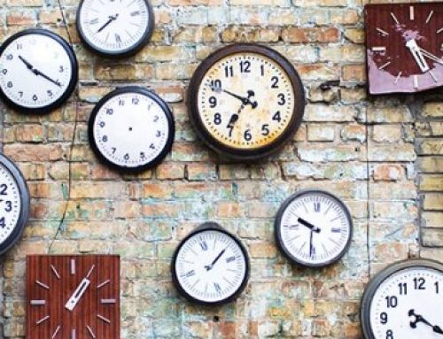 5 REASONS YOU SHOULD LOG TIME